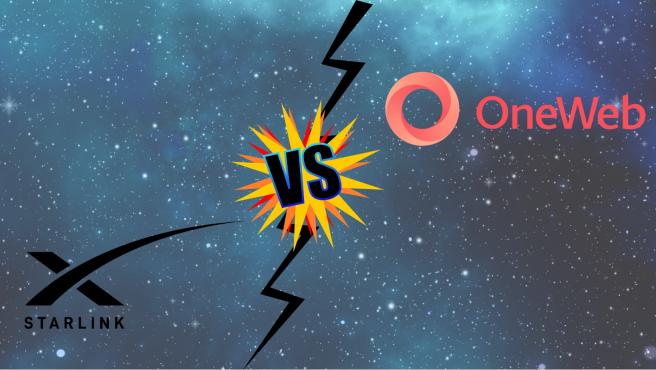 Ambos poseen construcciones de constelaciones con numerosos satélites en órbita terrestre.
