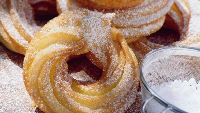 Roscas dulces.