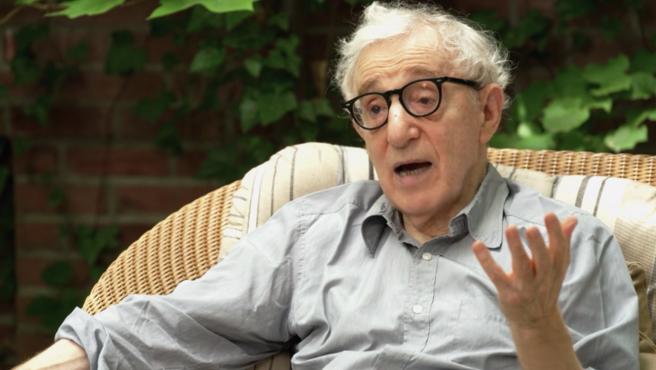 Woody Allen, entrevistado por CBS Sunday Morning.
