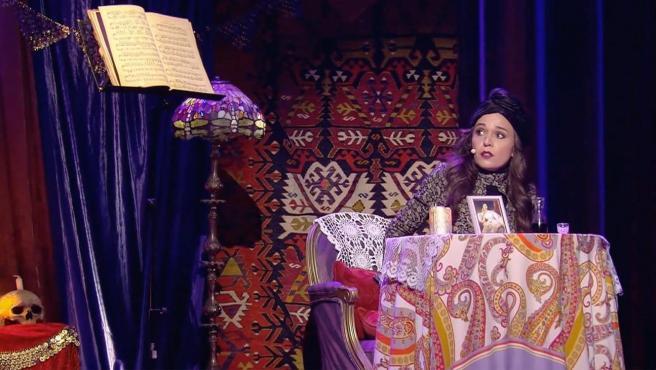 Celia actúa en 'Got Talent'.