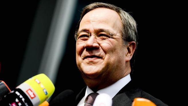 El íder de la Unión Cristianodemócrata (CDU) alemana, Armin Laschet.