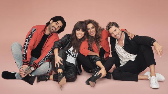 Cartel promocional de 'La Voz Kids'.