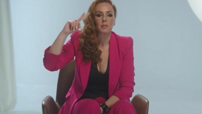 Rocío Carrasco, en 'Rocío: contar la verdad para seguir viva'.