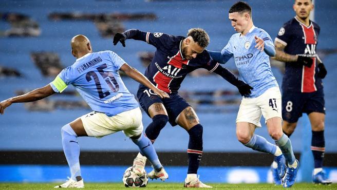 Manchester City vs. París Saint-Germain