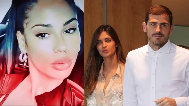 Nadia, la supuesta amante con la Iker Casillas le fue infiel a Sara Carbonero.