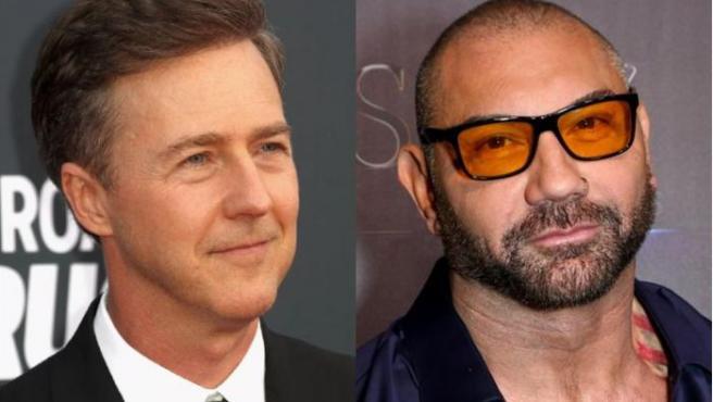 Edward Norton y Dave Bautista estarán en 'Puñales por la espalda 2' con Daniel Craig.