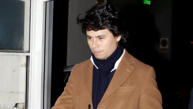 Álvaro Castillejo, en noviembre de 2019.