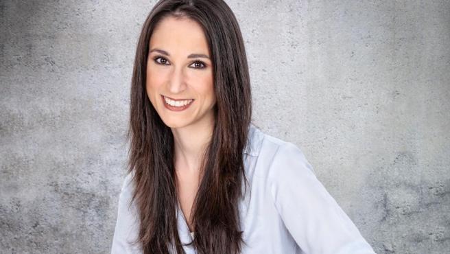 La periodista y politóloga Estefanía Molina.