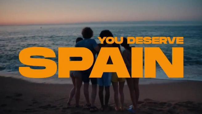 La campaña del Gobierno para fomentar el turismo en España.