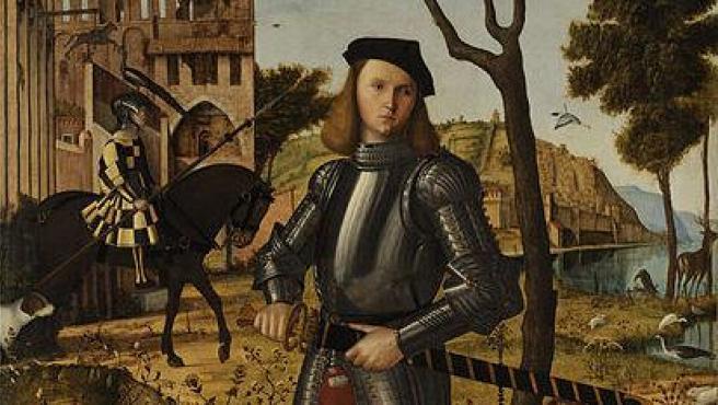La obra de Carpaccio restaurada por el Thyssen.