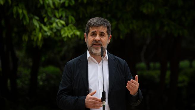 El secretario general de Junts, Jordi Sànchez.