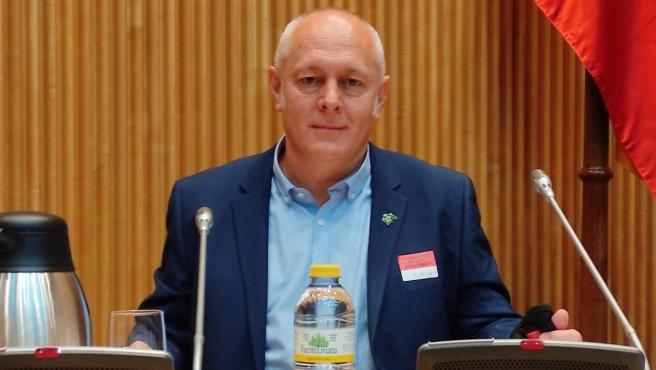 Antonio Saz Baselga, coordinador del Modelo de Desarrollo de la España Vaciada.
