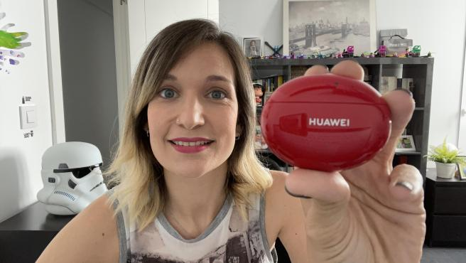 En 20Bits probamos los nuevos Huawei FreeBuds 4i.