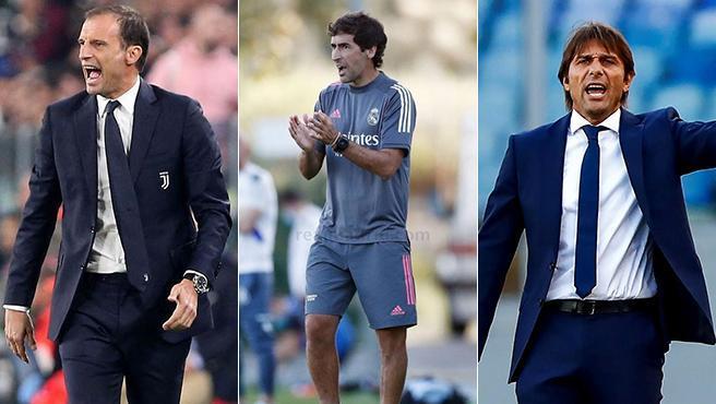 Posibles sustitutos de Zidane.