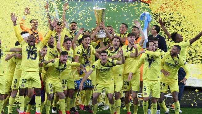 Villarreal, campeón de la Europa League 2020/21
