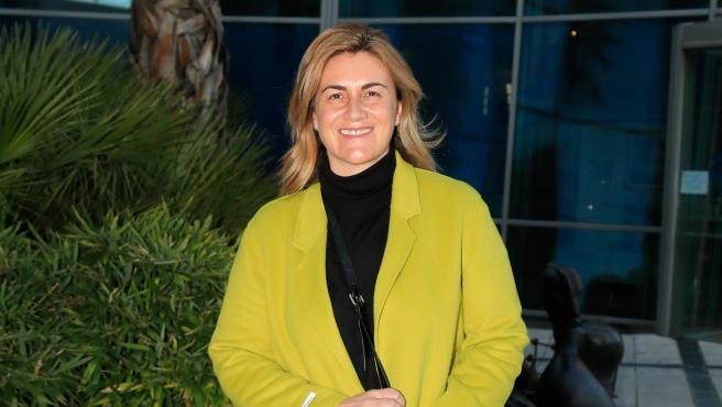 La presentadora Carlota Corredera.
