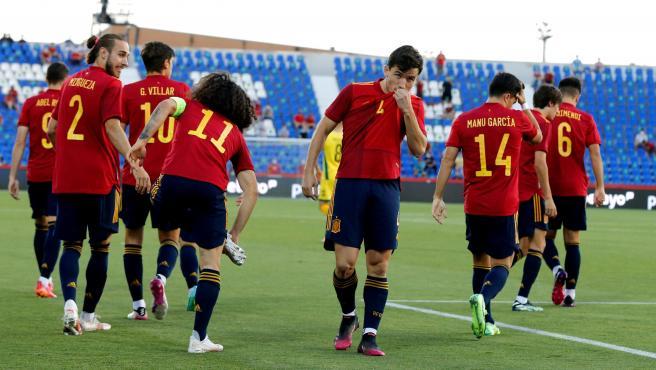 España vs. Lituania