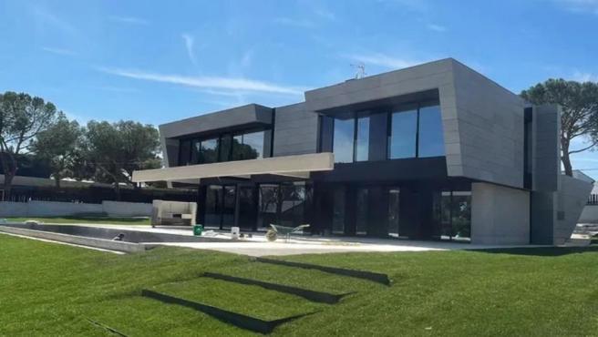 Orthem construye una vivienda de lujo domotizada diseñada por Joaquín Torres y Rafael Llamazares en Boadilla del Monte