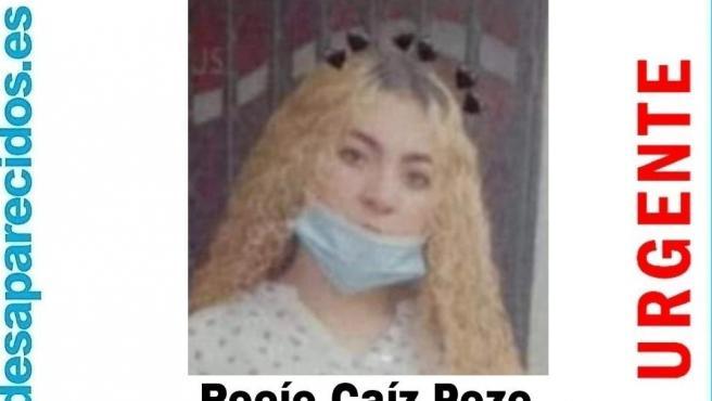 Rocío Caíz Pozo.