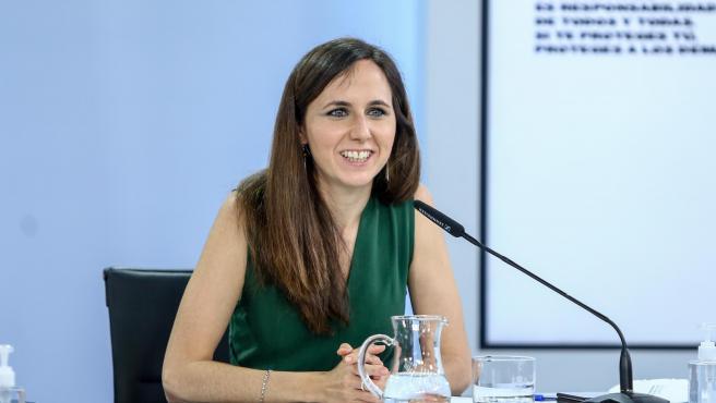 """Belarra defiende que Puigdemont regrese a España y ve """"legítimo"""" que el independentismo defienda el referéndum pactado"""