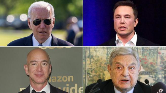 Biden y los multimillonarios que no pagan impuestos.