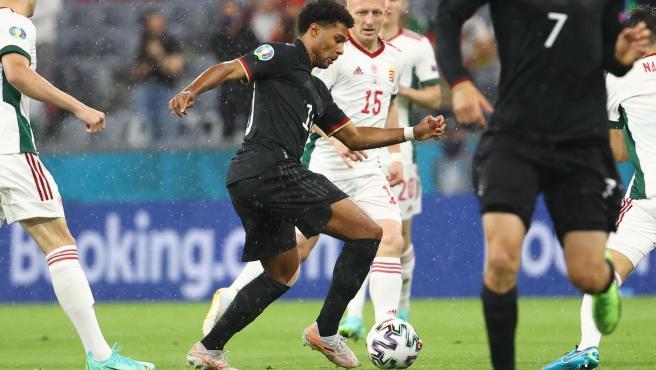Goretzka salva a Alemania de una ridícula eliminación contra Hungría en los  minutos finales