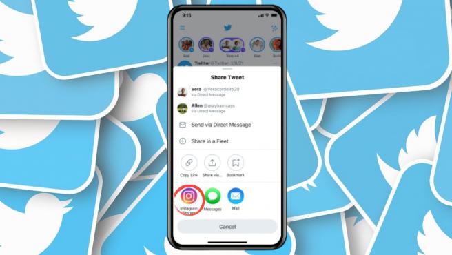 De momento, la actualización solo está disponible en iOS.
