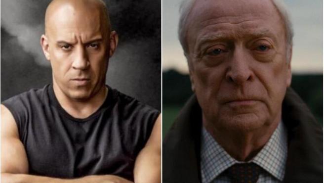 Vin Diesel quiere a Michael Caine para la despedida de 'Fast & Furious'.