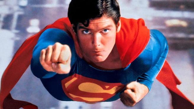 Christopher Reeve en 'Superman' (Richard Donner, 1978)
