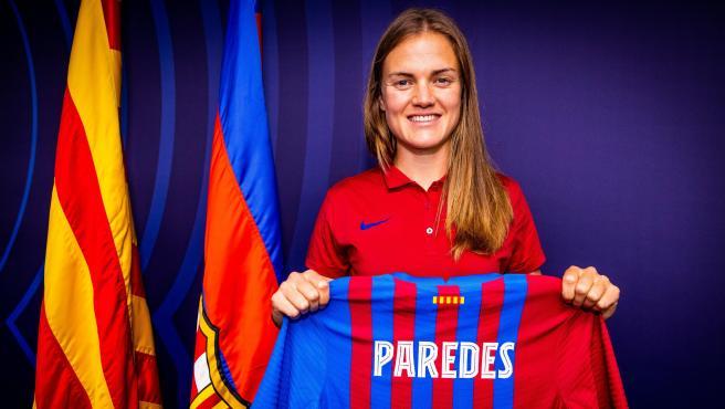 Irene Paredes ficha por el Barça