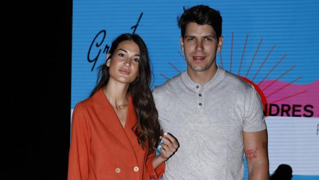 Estela Grande y Diego Matamoros.