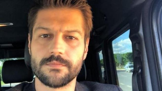 El actor Serhat Teoman.