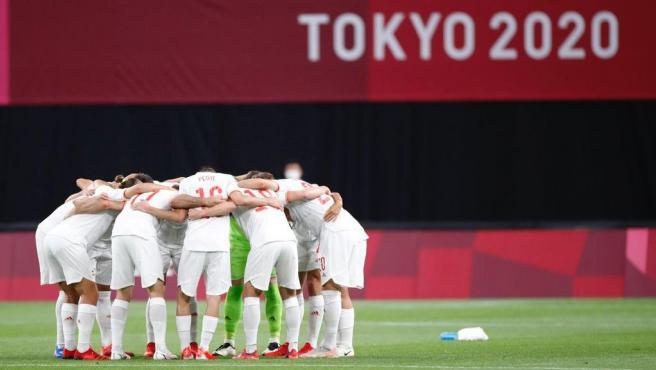 Selección española de fútbol, en los Juegos Olímpicos de Tokio