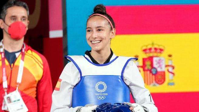 Adriana Cerezo, en los Juegos Olímpicos de Tokio