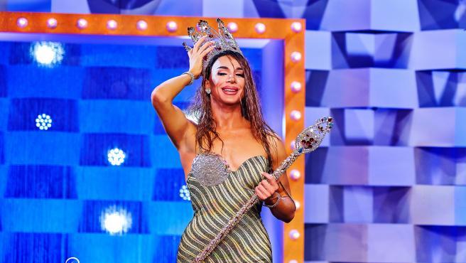 Carmen Farala, ganadora de 'Drag Race España'.
