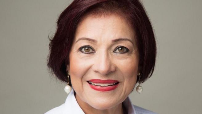 La exdiputada hondureña Carolina Echeverría.