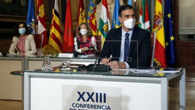 XXIII Conferencia de Presidentes.