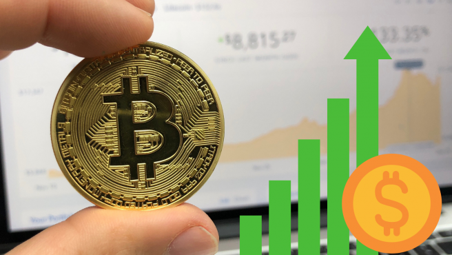 El repunte se produce después de que el Bitcoin cayese por debajo de los 30.000 dólares la semana pasada.