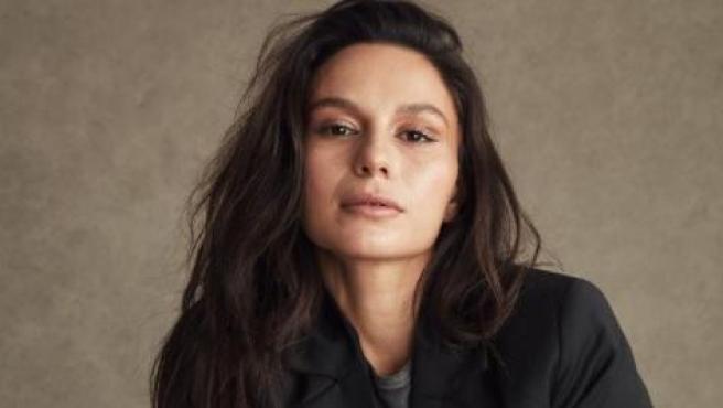 La actriz turca Selin Yeninci.