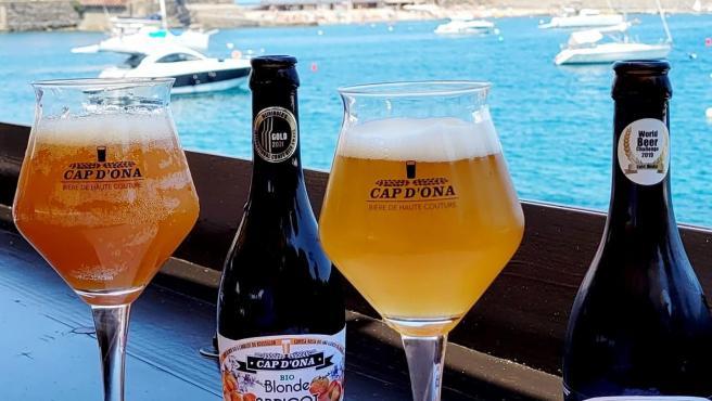 La cerveza francesa Cap d'Ona ha sido elegida la mejor cerveza del mundo en el certamen  2021