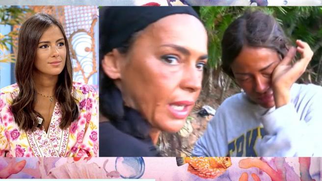 Melyssa Pinto, en 'El programa del verano', habla sobre Olga Moreno.