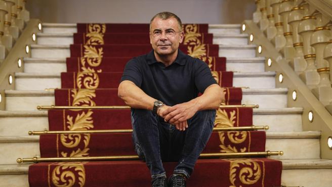 El presentador Jorge Javier Vázquez en una imagen de archivo.