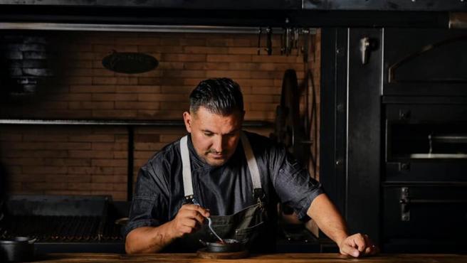 Javier Brichetto, chef de Piantao.