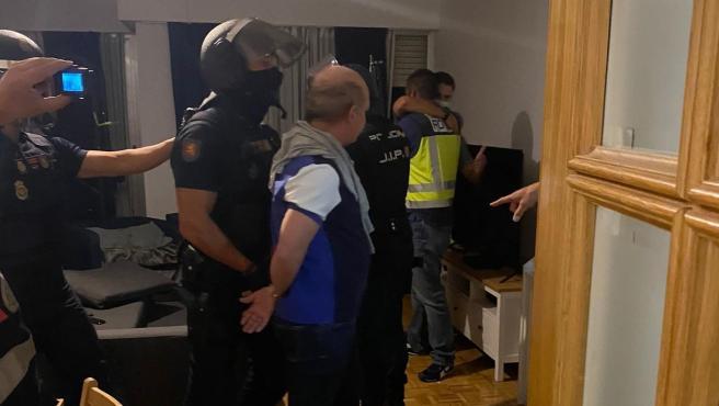 Agentes de la Policía Nacional detienen en Madrid al exgeneral venezolano Hugo Carvajal, conocido como el 'Pollo Carvajal', buscado para su extradición a EE UU.