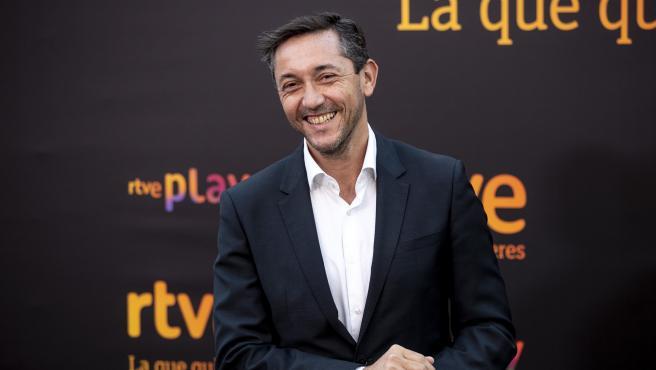 Javier Ruíz, el nuevo fichaje de RTVE.