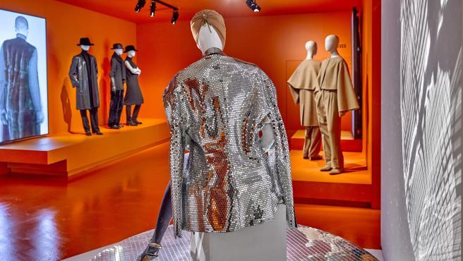 El Museo de la Moda de Amberes combina sus exposiciones con actividades al aire libre.