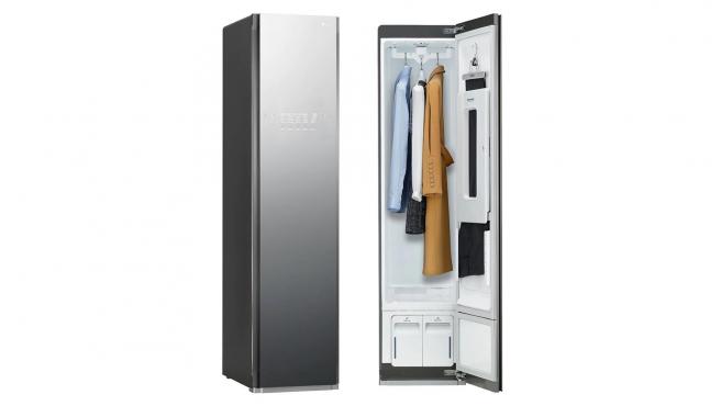 LG Vapor Cleaner Styler.