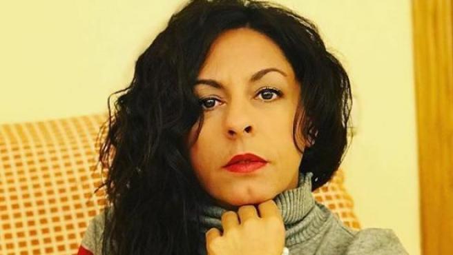 La actriz sevillana Cristina Medina.