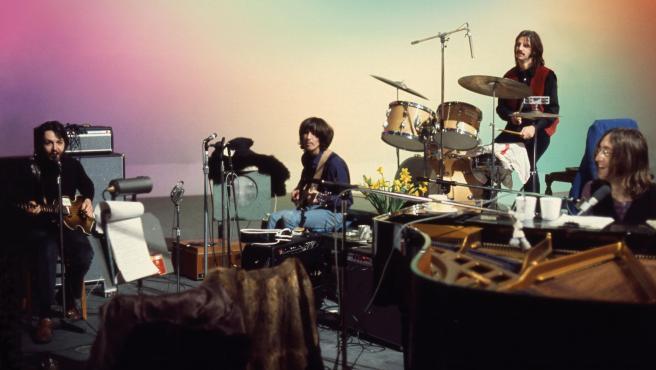 Portada del libro 'The Beatles: Get Back'.