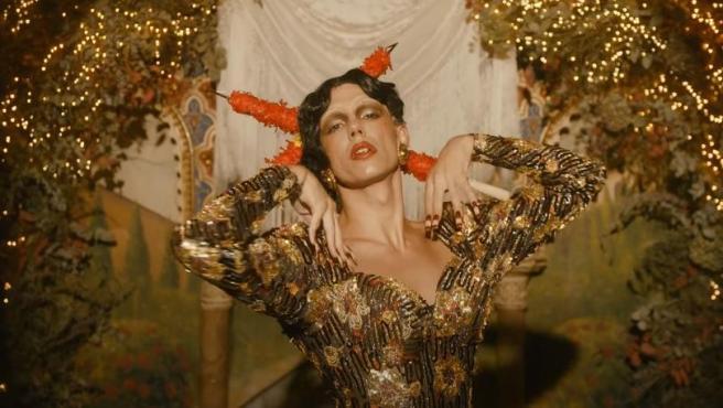 Samantha Hudson en 'Por España', su nueva canción.